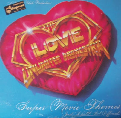 Cover Album of LOVE UNLIMITED ORCHESTRA - (1979) SUPER MOVIE THEMES - JUST A LITTLE BIT DIFFERENT