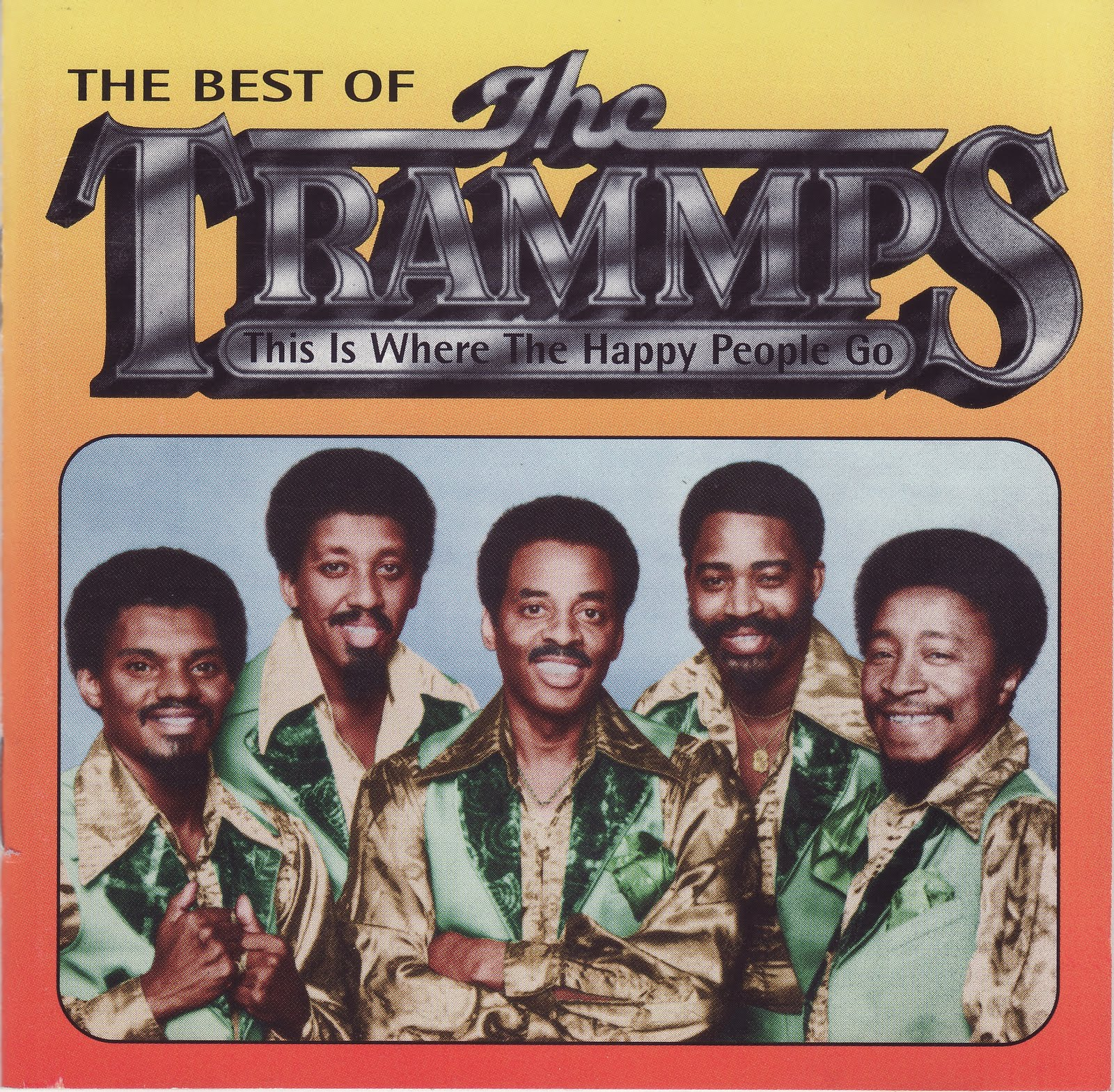 The Trammps Hooked For Life - I'm Alright