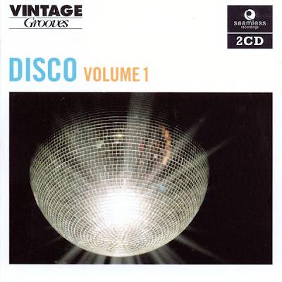 VINTAGE GROOVES - DISCO VOLUME 1