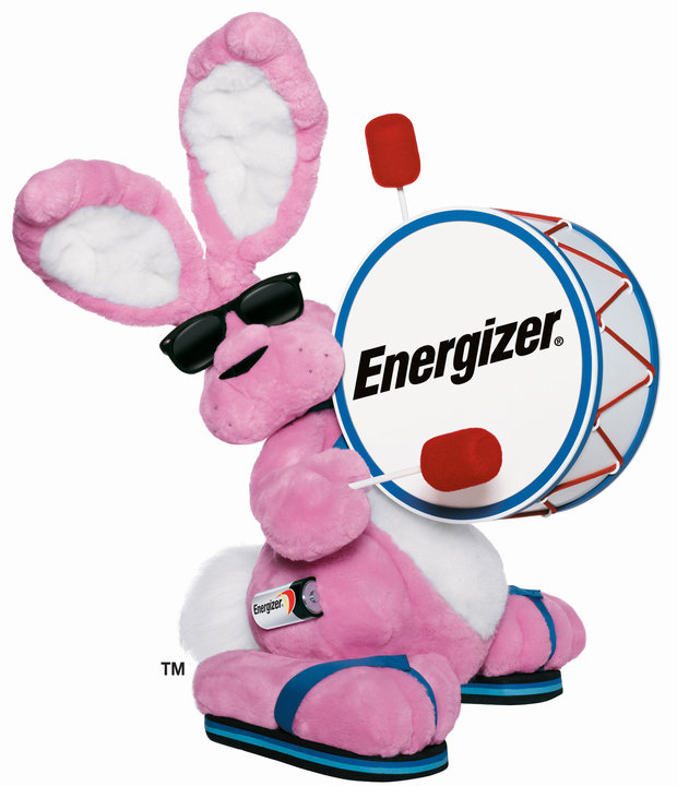 energizer bunny 