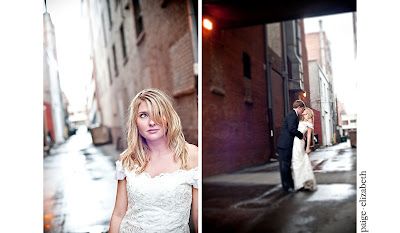 alley Trash the Dress - Unbridal - Day After Wedding Shoot