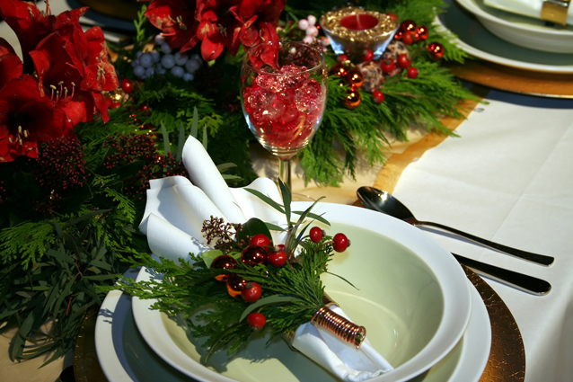 Twelve Restaurant And Lounge Bar Festive Flowers Food