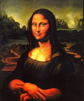 Digital clicks and more optical illusions for Can you buy the mona lisa