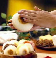 Base eco alimentaria:  Arepas