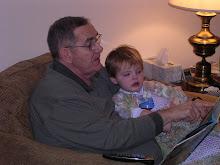 Grandpa D and L