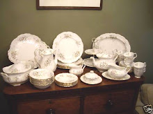 ROYAL ALBERT HAWORTH DINNERSET FOR SALE