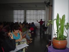 Palestra sobre legislação na APEOESP de SBC