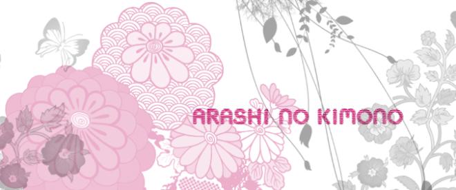 Arashi no kimono