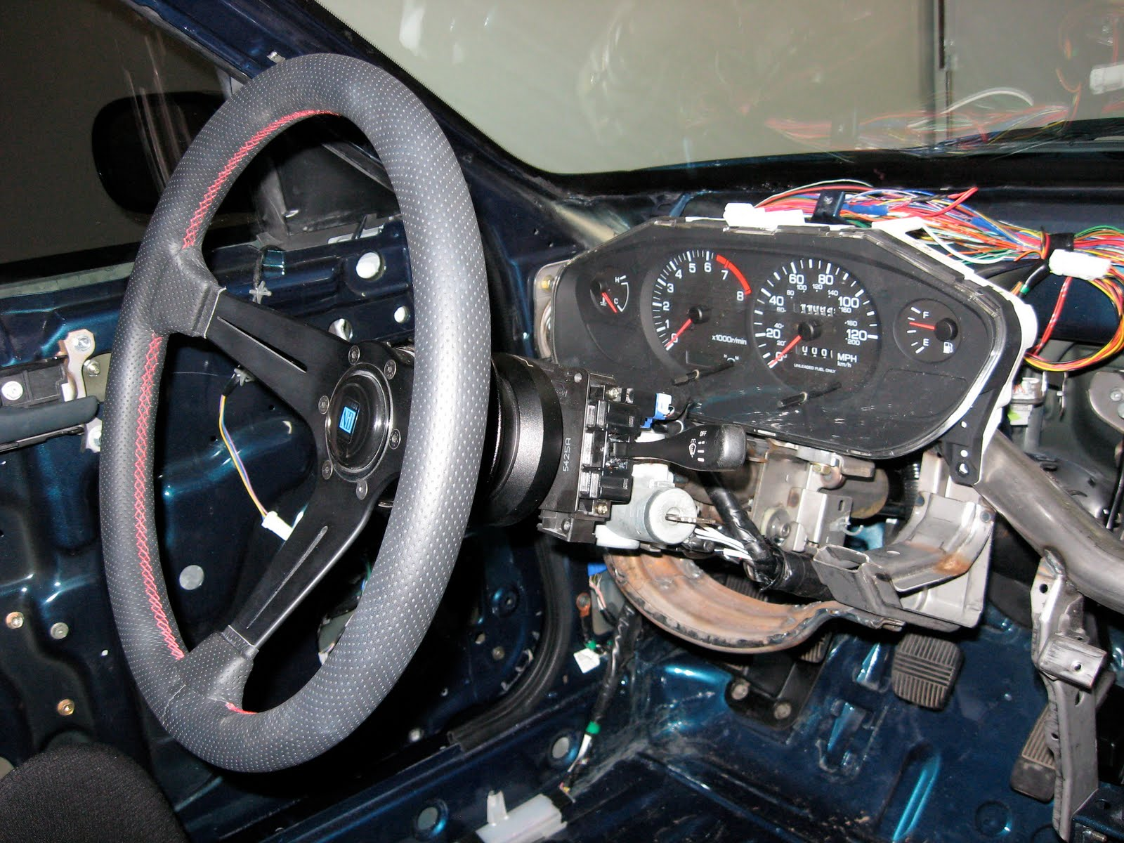 Nissan 240sx Build Wire Harness Install Creating A