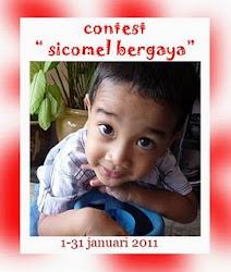 Contest Si Comel Bergaya