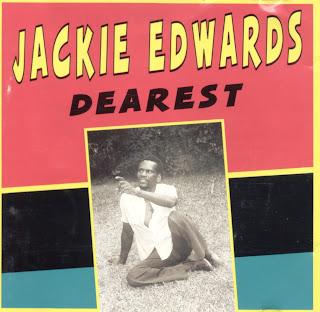 Jackie Edwards. dans Jackie Edwards front