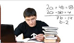 Online Math Tutor |  Math Homework Help: How to improve math score? :  tests do to math