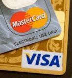 Aceitamos Cartões MASTERCARD E VISA