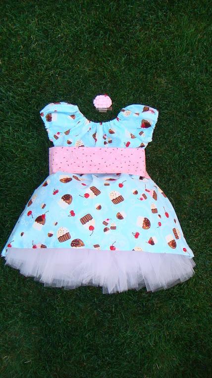 Hostess Cupcake Costume