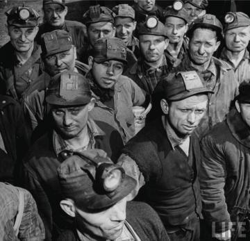 UK miners 1984