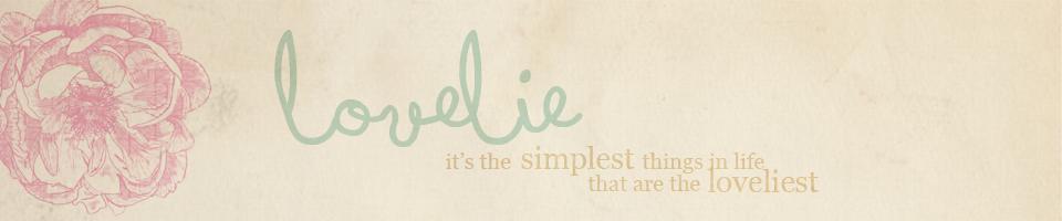 Lovelie: A Creative & Inspirational Design Blog