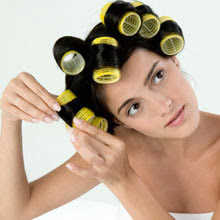 how to use lock and roll curlers