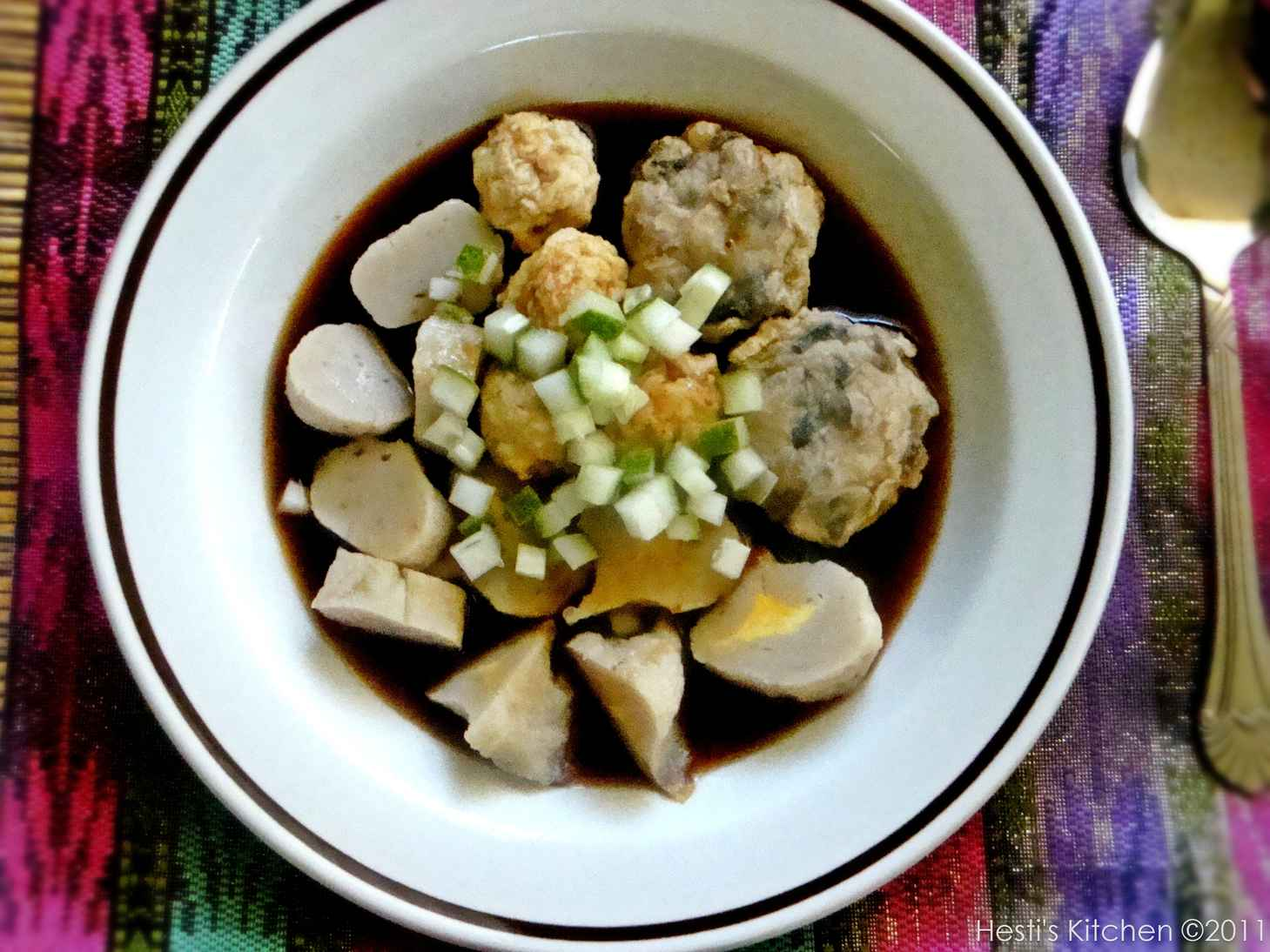 HESTI'S KITCHEN : yummy for your tummy: Empek-empek
