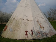 Tipi Paintings