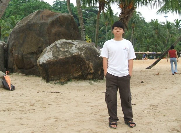 Con trai Dao Ngoc Minh