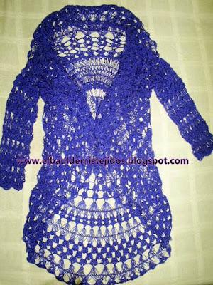 Redondo en Crochet y Horquilla