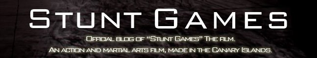 Stunt Games. Official Blog