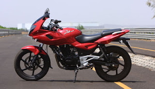New Bajaj Pulsar 220cc DTSi 2009 Edition