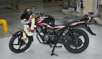 New Bajaj Discover DTS Si 100cc available in showrooms    Riders