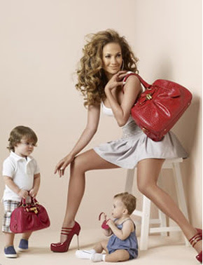 jennifer lopez kids pictures