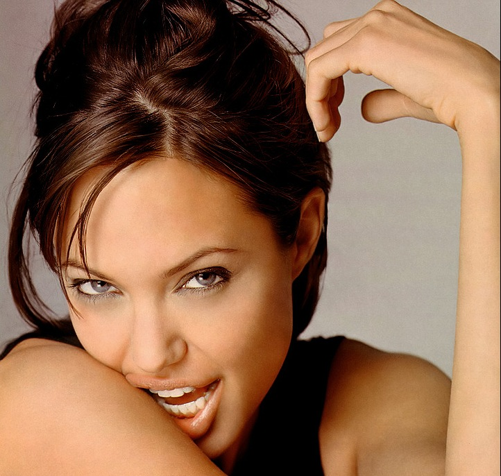 angelina jolie video
