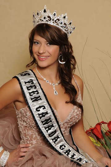 Miss Teen Canada galaxie