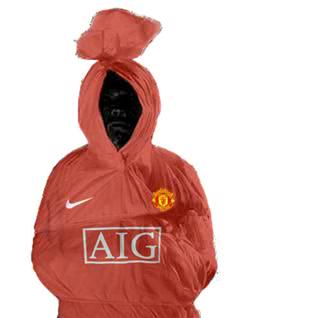 poconggg with manchester united jersey, AIG Poconggg
