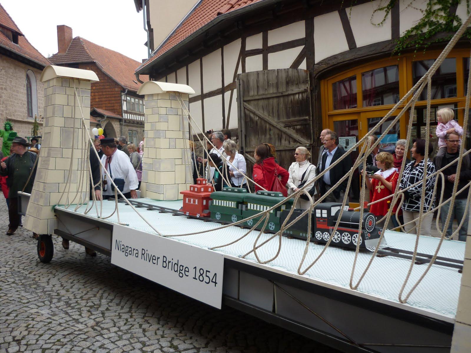 Mühlhausen - Geschichte und mehr: 61) Kirmesumzug 2010