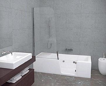 Viviendas adaptadas ba os for Agarradera para ducha