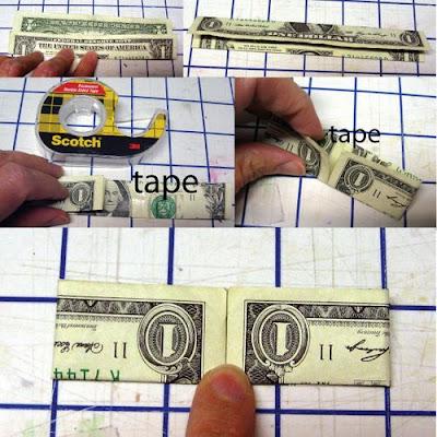 envolver dinero