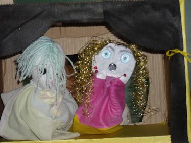 Teatro de fantoche Emygdio