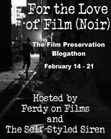 For the Love of Film (Noir) Small Banner
