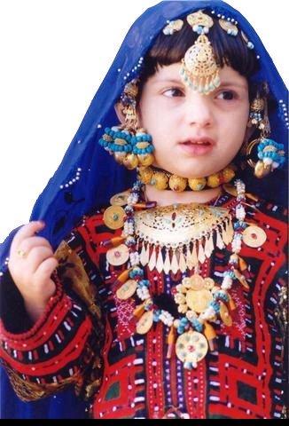 Balochi Traditional Dress