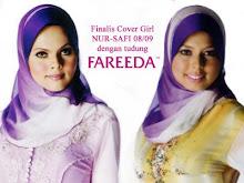 Tudung Fareeda untuk Nur-Safi Covergirl Finalis