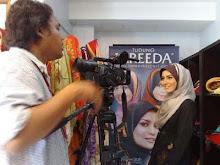 Tudung Fareeda di TV1 Sempena Ramadhan