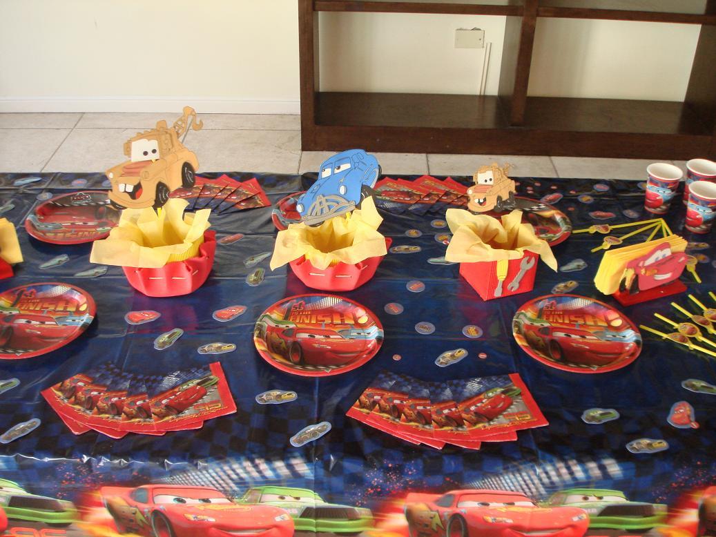 Mesas cumplea os infantiles imagui for Mesas cumpleanos infantiles