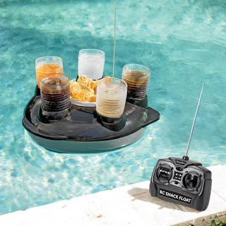 Drink Server Using Radio Control