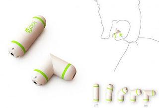 Pillete Bluetooth headset