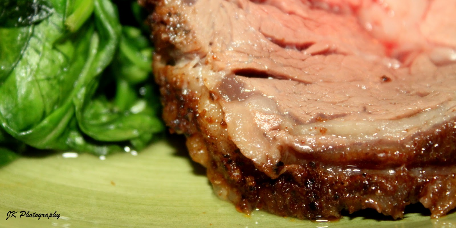 Crafty Life And Style: Tasty Tuesday: Oven Roasted Prime Rib