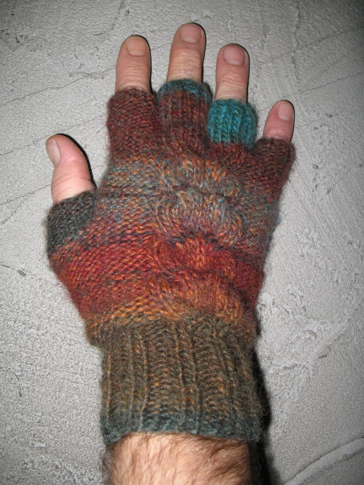 Third Bird: Beer Gloves