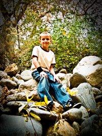 Merlin Age 9