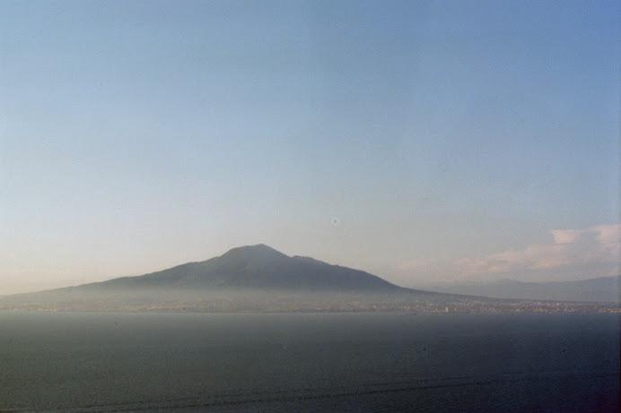 Mt. Vessuvius, Italy