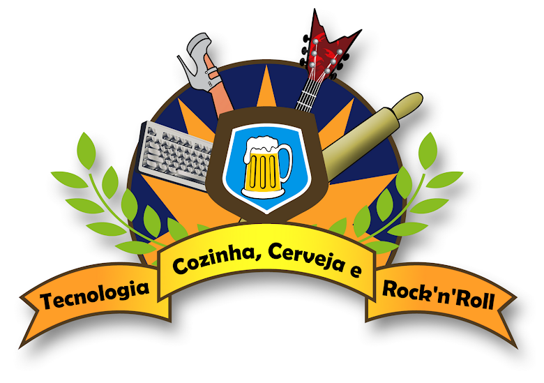 Tecnologia, Cozinha, Cerveja e Rock'n'Roll