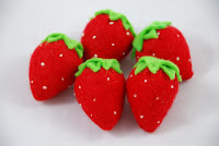 Free Strawberry Pattern!