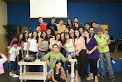 jovens da Shalom